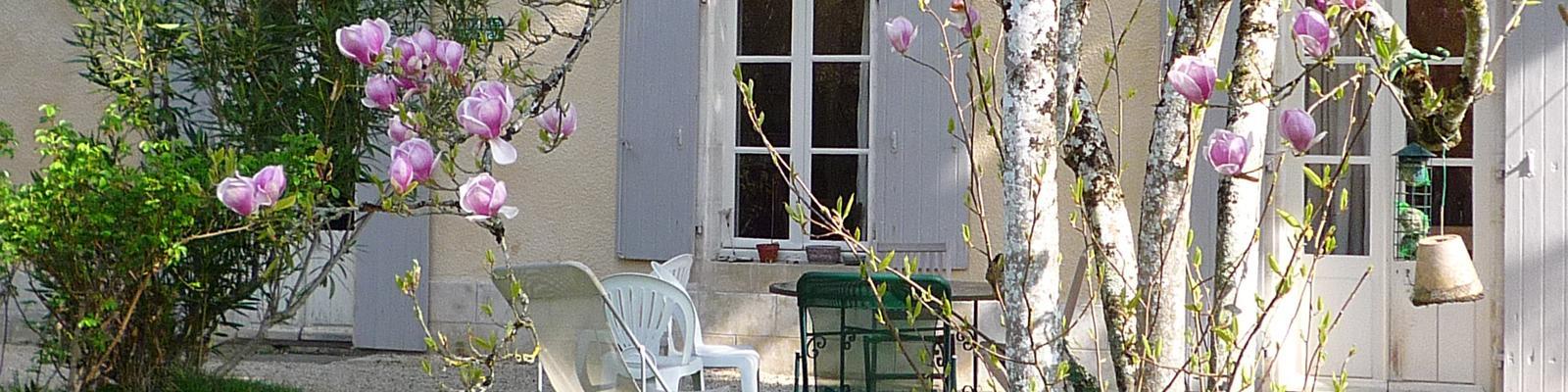 Chambre d'hôtes Deux-Sèvres