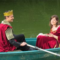 Lucie et Jeremy ont testé le séjour médiéval