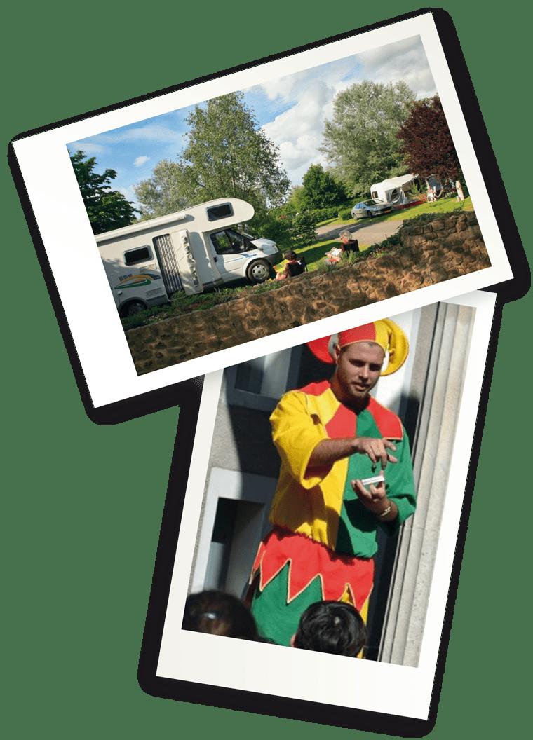 Road trip en camping-car : festival des jeux à Parthenay