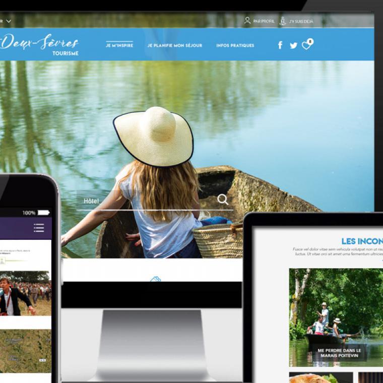 Site officiel du Tourisme en Deux-Sèvres