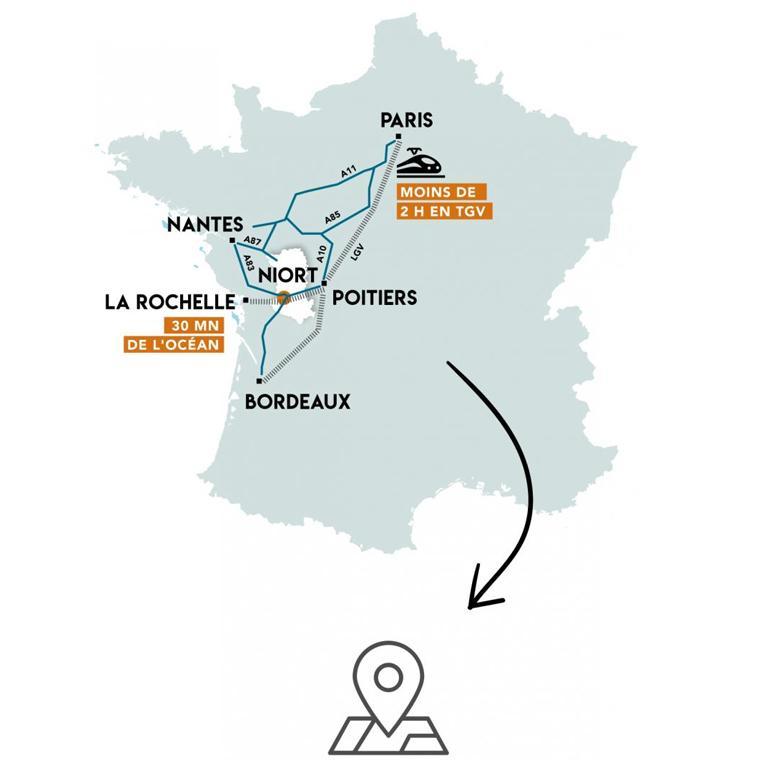 Venir en Deux-Sèvres