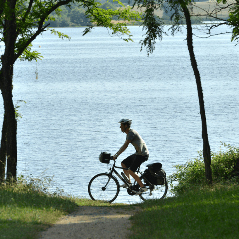 Séjour à vélo d'un pont à l'autre